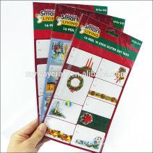 Impressão de papel de etiqueta de decalque em casa de alta qualidade de alta qualidade
