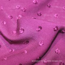 Tissu de ratière tissé violet 81 * 82 pas cher
