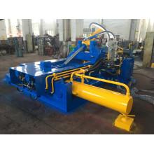 Máquina enfardadeira automática de aço inoxidável para resíduos hidráulicos