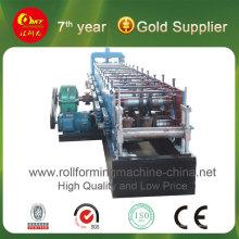 Máquina formadora de perfis C que faz o produto usado na estrutura (HKY)