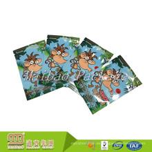 Venta al por mayor China de papel de aluminio plástico a base de hierbas Empaquetado Impreso Pequeño vacío K2 Hierba Incienso de humo especiado bolsa que se puede volver a sellar