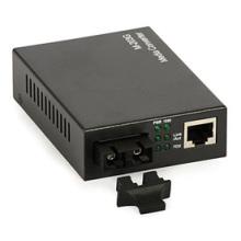Conversor de mídia Ethernet para duas Fibras monomodo até 2km