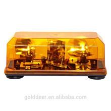 Rotatorio de la policía luces estroboscópica de color ámbar claro Bars(TBD02451)