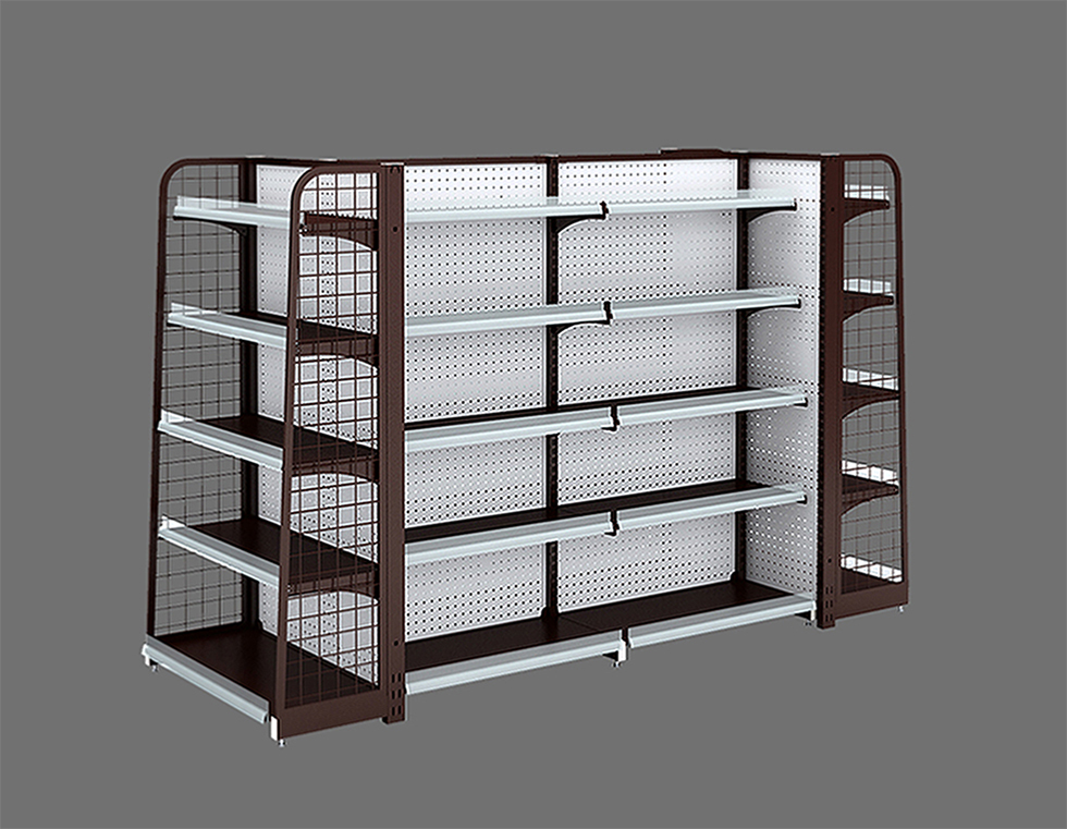 Factory Racking For Supermarket