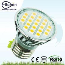 3W E27 boîtierenaluminimum led spot lumière