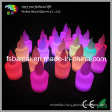 Hot Sale Christmas Luminous LED Candle Light