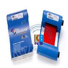 Zebra P100i, P110i, P120i Red 1000 Image 800015-902 Лента для печати идентификационных карт