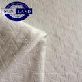 Tissu interlock en microfibre de sport 100% polyester pour vêtements de sport