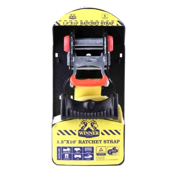 1 Pack 50MM Plastic Board Ratchet Strap