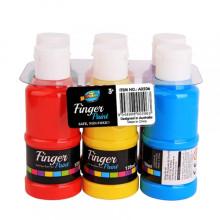 6*120ml Finger Paint