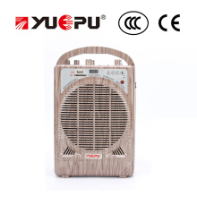 Professional Portable PA Speaker with FM