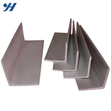 Factory directly Provided Hot Rolled price per kg iron angle bar