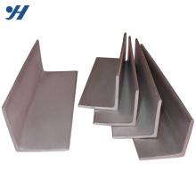 Fábrica diretamente Fornecido Hot Rolled preço por kg barra de ferro ângulo