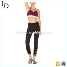 Мода пользовательские печатные фитнес-леди йоги