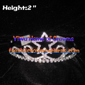 Hot Selling 2 Inch Star Tiaras