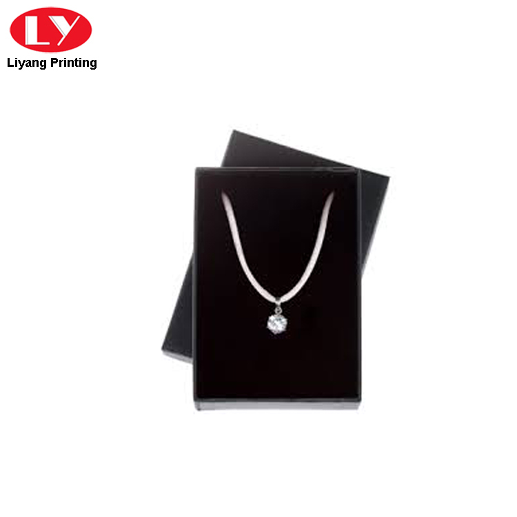 High Quality Necklace Packaging Box