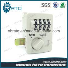 Panel Combination Lock for Safe Door