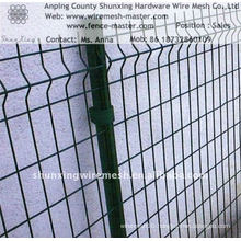 Electric Galvanized Wire Mesh Fence