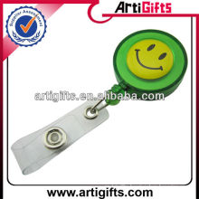 Custom design fashion cute badge reel