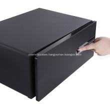 pistol storage case fingerprint lock