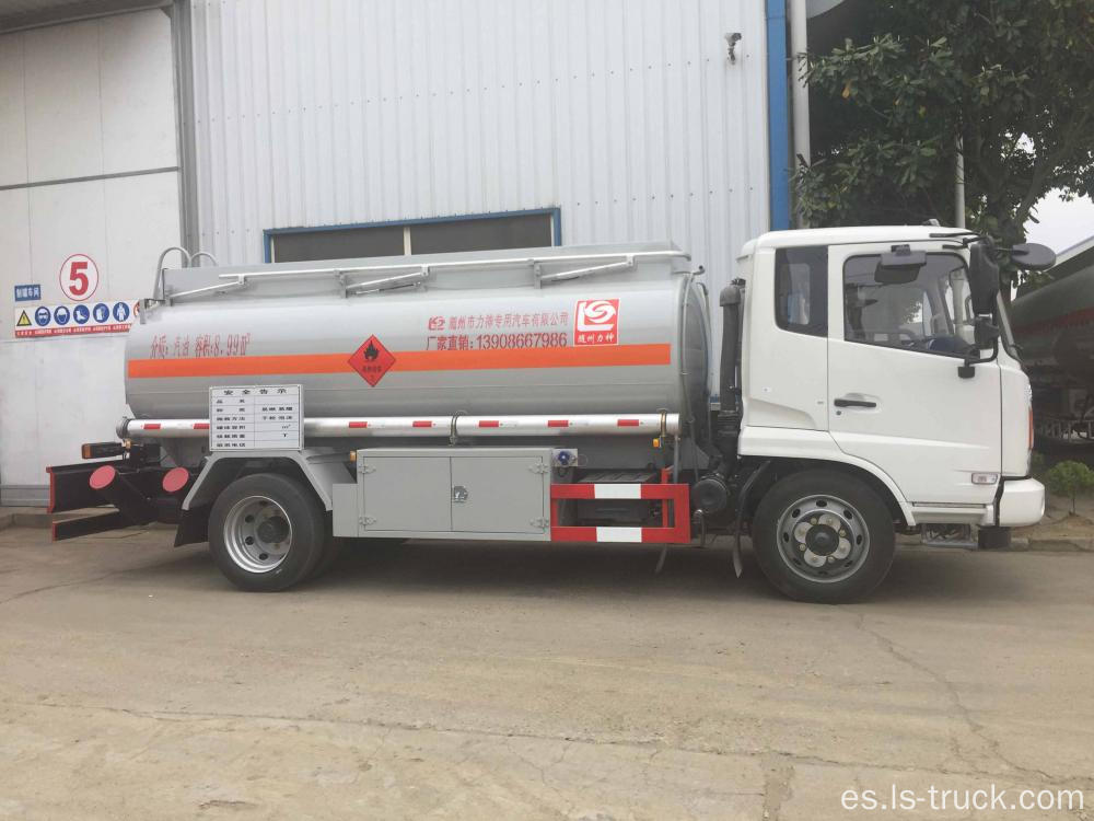 10000L 4X2 Dongfeng Fuel Transport Tank Truck