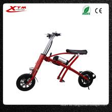 China Mini plegable E bicicleta neumático grasa bicicleta eléctrica