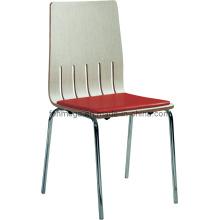 Chaises de restaurant coussinées Bentwood Cafe (FOH-RC8)