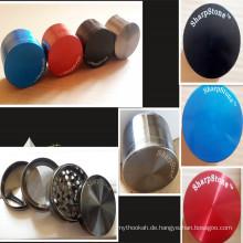 Hersteller Großhandel Kräuterschleifer für Raucher Großhandel Käufer (ES-GD-041)
