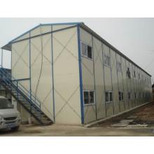 Maison provisoire préfabriquée en acier (KXD-pH1417)