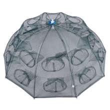 Free Sample Fishing Net Net Round Shrimp Pot Shrimp Net Sat1S