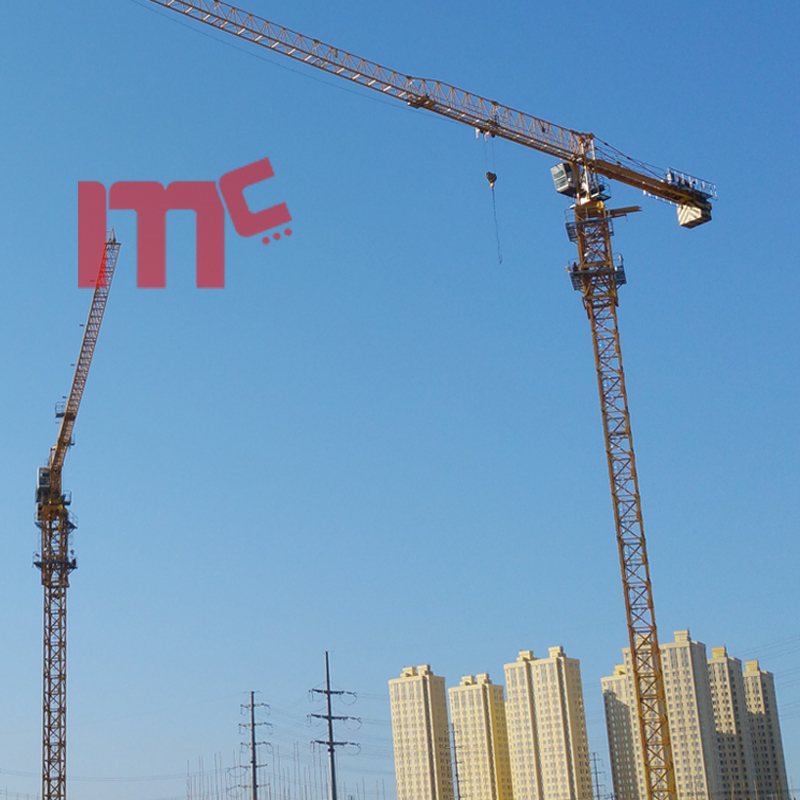 YONGMAO 12TON TOWER CRANE