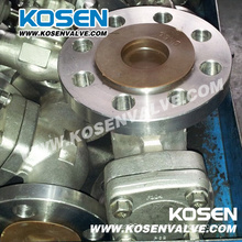 Stainless Steel Flanged End Check Valve