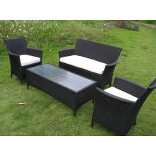 Garden Wicker Furniture Styling Sofa Set Oem
