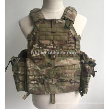 peso ligero Army ak 47 chaleco táctico de airsoft a prueba de balas