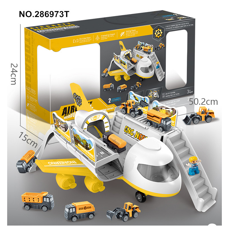 Engineering Cars Toys