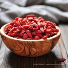 Baies de goji bio avec zéro pesticide / wolfberry chinois à faible teneur en sucre à Ningxia