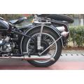 1 Par Motocicleta Retro Rueda Trasera Motocicleta Amortiguador Para CJ-K750 M72 R50 R1 R12 R71 750cc Motocicletas