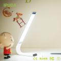 Lampe rechargeable de contrôle tactile de LED avec le chargeur USB de capteur de mouvement