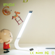 Productos de mayor venta en alibaba Batería IPUDA con luz táctil y cuello flexible