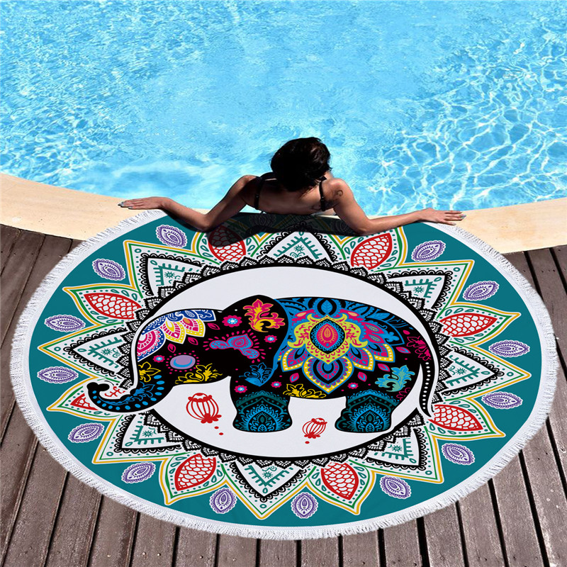 Big Beach Towels Uk