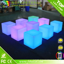 Cadeira do cubo do diodo emissor de luz (BCR-114C)