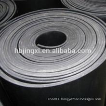 Black Cloth Inserted Neoprene Rubber Sheet