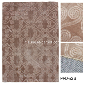 Il tappeto Mink di Embossing Wall to Wall