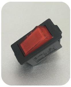 rocker switch KR2-4