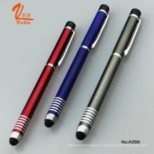 Дизайн логотипа Шариковая ручка с стилусом для iPad