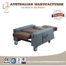 Silla reclinable Silla de infusión intravenosa de los muebles para el hogar de ancianos