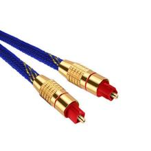 2m Digital Optical Fiber Audio Cable Od6.0mm Od60-G