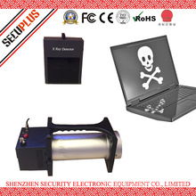 Portable and Handheld X Ray Baggage Inspection Scanner for army, police