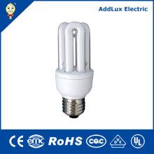 110-240V Ce UL 5W - 15W lámparas de ahorro de energía 3u