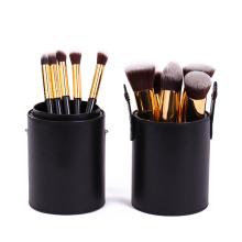 Promotion Ensemble de brosse à maquillage synthétique 10 pièces (TOOL-195)